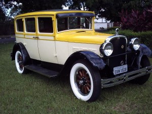 Dodge 1929 Brother