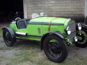 Ford 1929 Speed Charuto