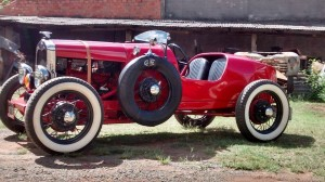 Ford 1931 Speed Charuto