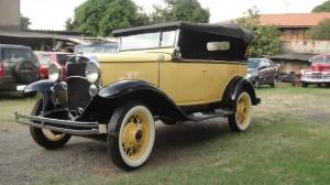 Chevrolet 1930 Ramona