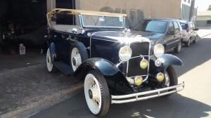 Chevrolet 1931 Ramona