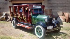 Ford 1929 Jardineira
