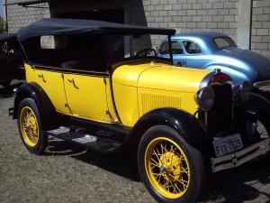 Ford 1929 Phaeton I