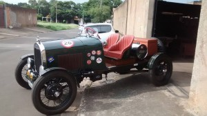 Ford 1929 Speed