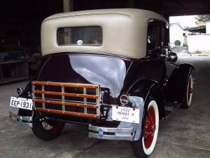 Ford 1931 Victoria I