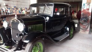 Ford 1931 Victoria